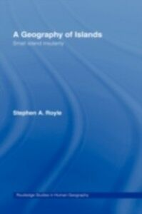 Ebook in inglese Geography Of Islands -, -