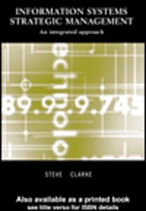 Ebook in inglese Information Systems Strategic Management Clarke, Steve