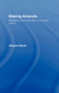Ebook in inglese Making Amends Davis, Gwynn
