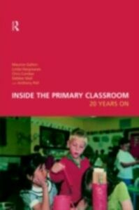 Foto Cover di Inside the Primary Classroom: 20 Years On, Ebook inglese di AA.VV edito da Taylor and Francis