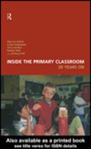 Foto Cover di Inside the Primary Classroom, Ebook inglese di AA.VV edito da