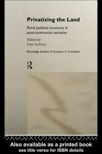 Ebook in inglese Privatizing the Land