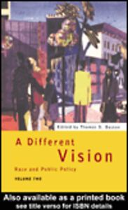Ebook in inglese A Different Vision