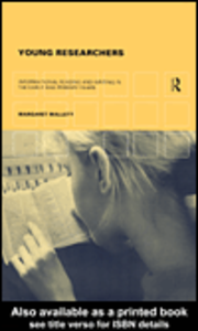 Ebook in inglese Young Researchers Mallett, Margaret