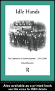Ebook in inglese Idle Hands Burnett, John