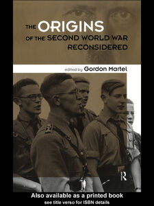 Ebook in inglese Origins of the Second World War Reconsidered