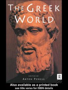 Ebook in inglese The Greek World