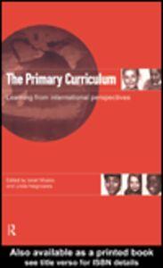 Ebook in inglese The Primary Curriculum
