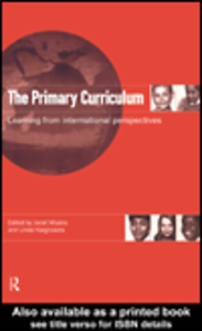 Ebook in inglese The Primary Curriculum