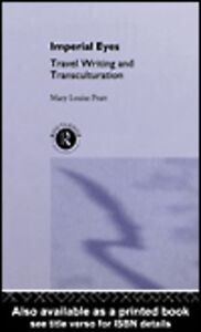 Ebook in inglese Imperial Eyes Pratt, Mary Louise