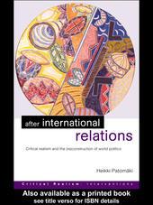 After International Relations