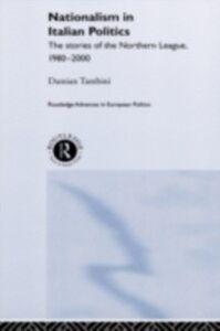 Ebook in inglese Nationalism in Italian Politics Tambini, Damian