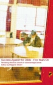 Foto Cover di Success Against the Odds: Five Years On, Ebook inglese di  edito da Taylor and Francis