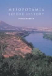 Mesopotamia Before History