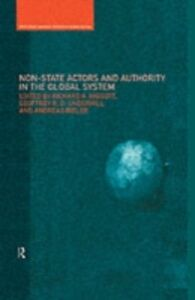 Ebook in inglese Non-State Actors and Authority in the Global System
