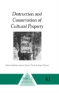 Ebook in inglese Destruction and Conservation of Cultural Property -, -