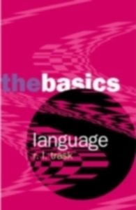 Ebook in inglese Language: The Basics Trask, R. L.