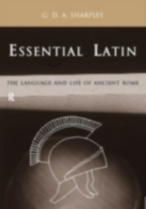 Ebook in inglese Essential Latin Sharpley, G.D.A.