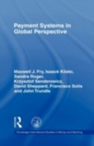 Foto Cover di Payment Systems in Global Perspective, Ebook inglese di  edito da Taylor and Francis
