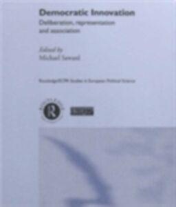 Foto Cover di Democratic Innovation, Ebook inglese di  edito da Taylor and Francis