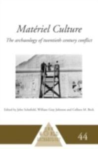Foto Cover di Materiel Culture, Ebook inglese di  edito da Taylor and Francis