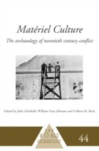 Ebook in inglese Materiel Culture -, -