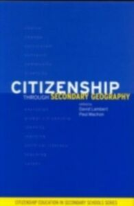 Ebook in inglese Citizenship Through Secondary Geography