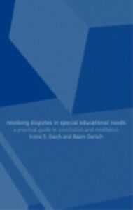 Ebook in inglese Resolving Disagreement in Special Educational Needs Gersch, Adam , Nfa, Adam Gersch