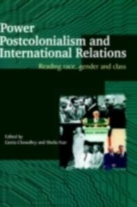 Ebook in inglese Power, Postcolonialism and International Relations -, -