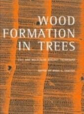 Wood Formation in Trees