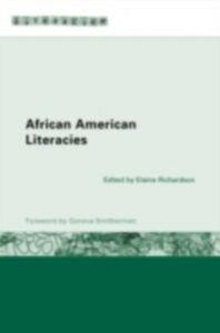 Ebook in inglese African American Literacies Richardson, Elaine