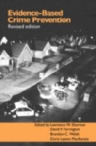 Ebook in inglese Evidence-Based Crime Prevention -, -