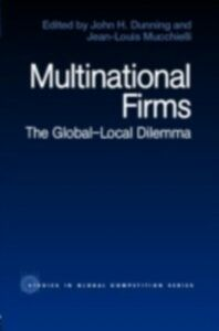 Ebook in inglese Multinational Firms -, -