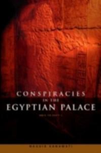 Ebook in inglese Conspiracies in the Egyptian Palace Kanawati, Naguib