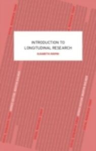 Ebook in inglese Introduction to Longitudinal Research Ruspini, Elisabetta
