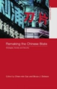 Foto Cover di Remaking the Chinese State, Ebook inglese di  edito da Taylor and Francis