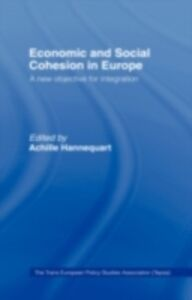 Ebook in inglese Economic and Social Cohesion in Europe
