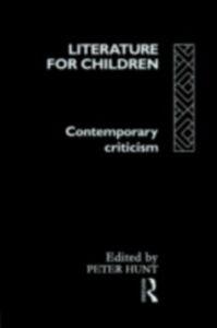 Ebook in inglese Literature For Children