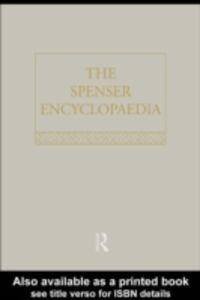 Foto Cover di Spenser Encyclopedia, Ebook inglese di  edito da Taylor and Francis