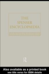 Spenser Encyclopedia