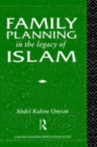 Ebook in inglese Family Planning in the Legacy of Islam -, -