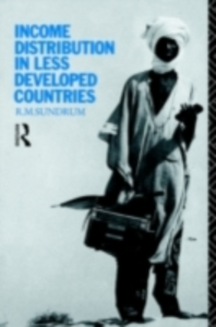 Ebook in inglese Income Distribution in Less Developed Countries Sundrum, R. M.