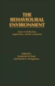 Ebook in inglese Behavioural Environment -, -