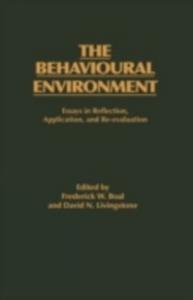 Ebook in inglese Behavioural Environment -, -