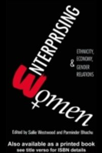 Ebook in inglese Enterprising Women Bhach, hachu , Westwoo, estwood , Westwood, Dr Sallie