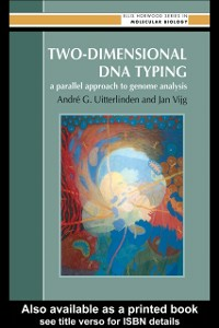 Ebook in inglese Two-Dimensional DNA Typing Uitterlinden, Andre G