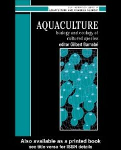 Ebook in inglese Aquaculture Barnabe, Gilbert