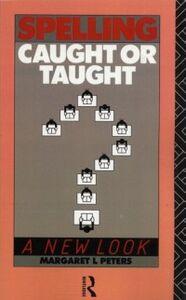 Foto Cover di Spelling, Ebook inglese di  edito da Taylor and Francis
