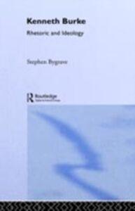 Ebook in inglese Kenneth Burke Bygrave, Stephen
