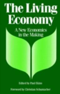 Foto Cover di Living Economy, Ebook inglese di  edito da Taylor and Francis